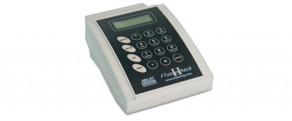 Fluorocheck II Controller